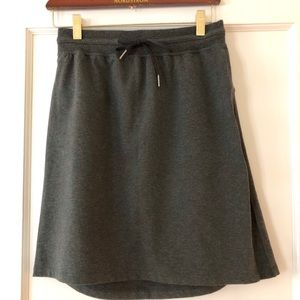Lululemon gray skirt